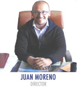 Juan Moreno. Director de Mudanzas Cuidadosas, Guadalajara