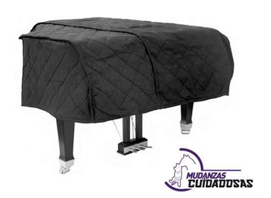 Transporte de piano para piso en Guadalajara
